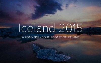Spark Page | Iceland 2015
