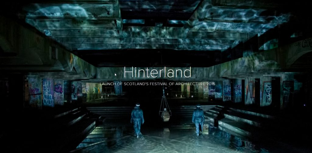 Adobe Spark Photo Story – Hinterland