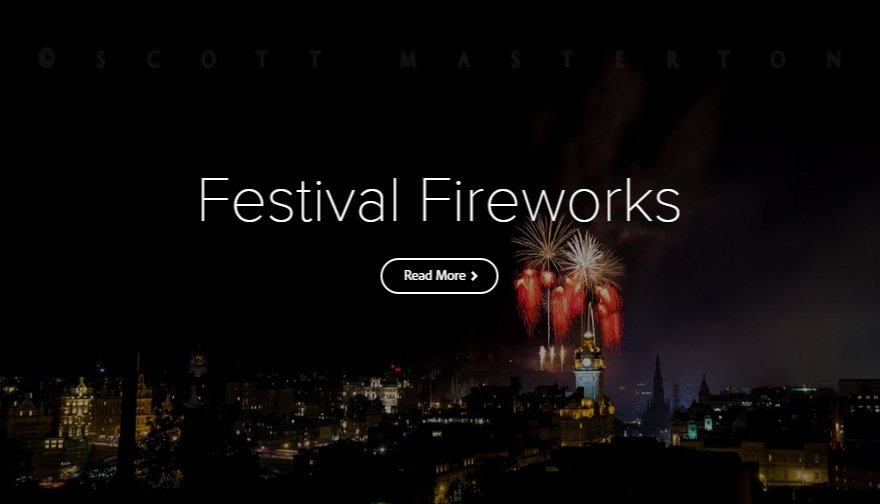 Adobe Spark Photo Story – Edinburgh International Festival Fireworks 2016