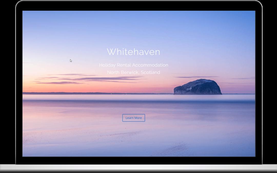 Web Design – Holiday Rental Accommodation