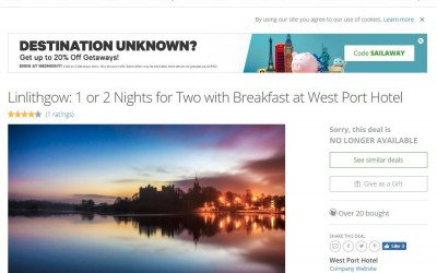 IMAGE USE ON GROUPON WEBSITE TO ILLUSTRATE AN ONLINE ARTICLE