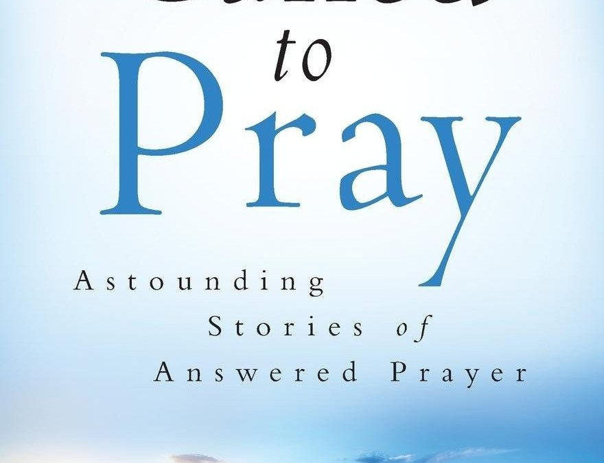 Cover Shot – Book – 'Called To Pray'