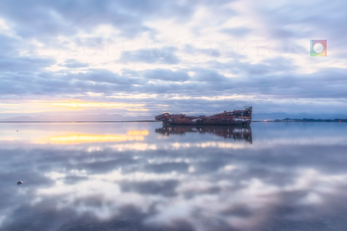 Janie Seddon Ship Wreck