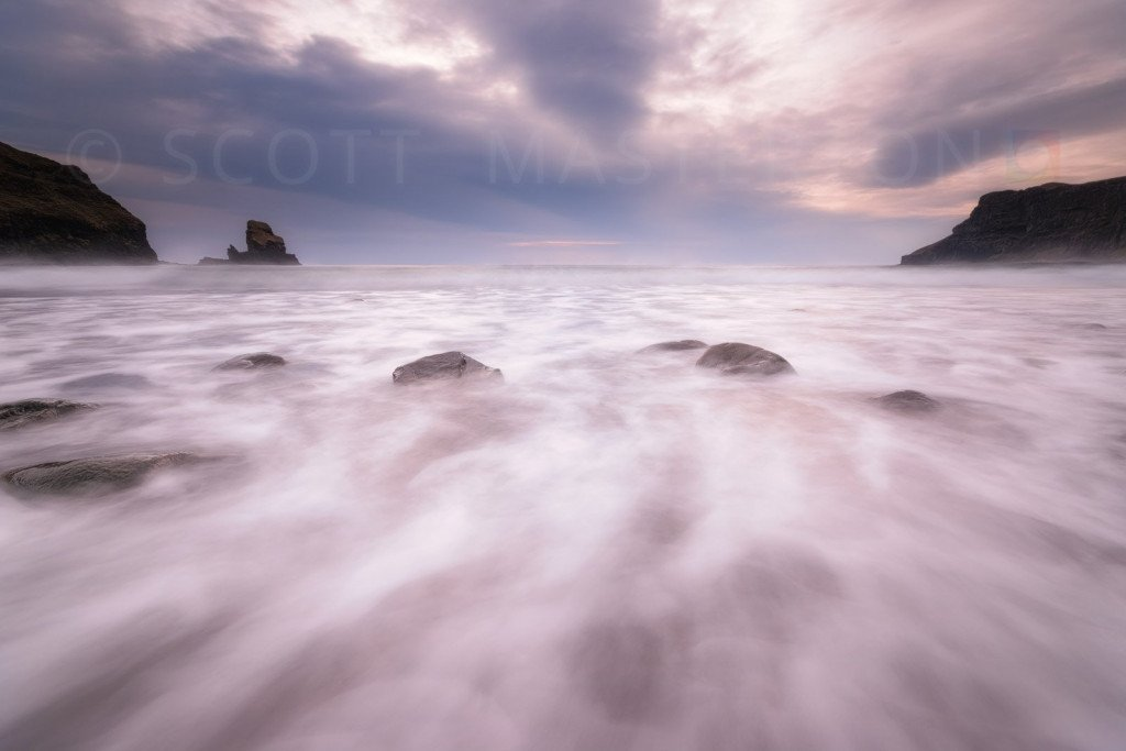 Isle of Skye, a Scottish Island.