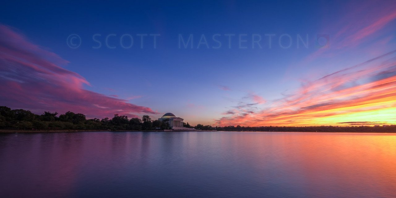 Thomas Jefferson Memorial II