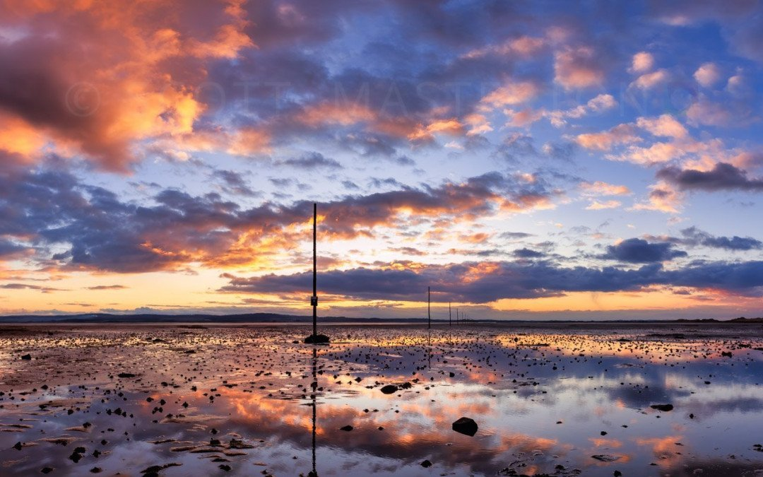 The Pilgrims Way, Lindisfarne.